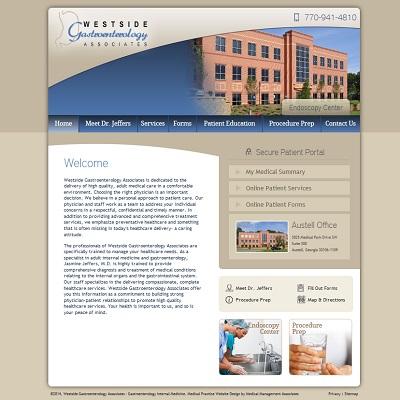 Westside Gastroenterology Associates, Internal Medicine & Gastroenterology