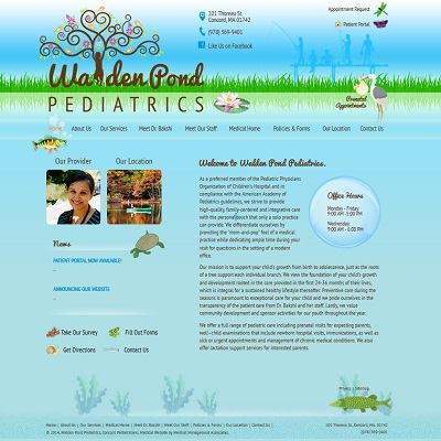 Walden Pond Pediatrics - Pediatrics