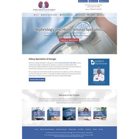 Kidney Specialists of Georgia - Nephrology
