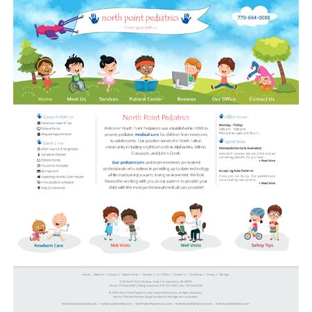 North Point Pediatrics - Pediatrics