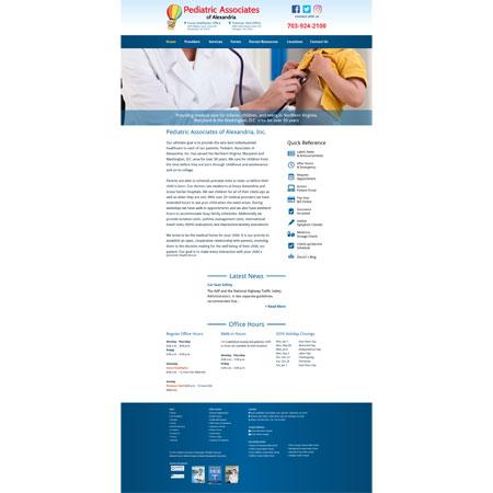 Pediatric Associates of Alexandria  - Pediatrics