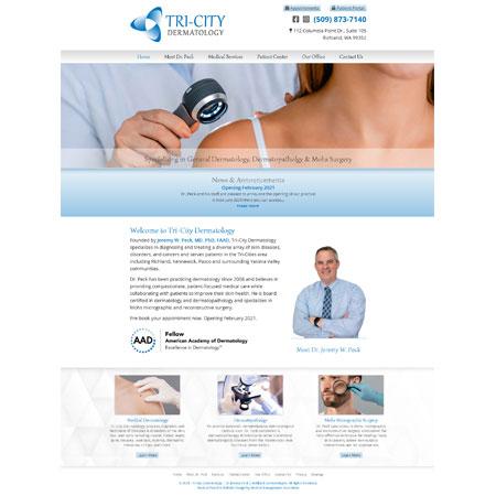 Tri-City Dermatology - Dermatology