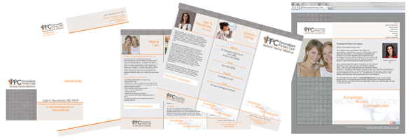Personal Primary Care Branding Package