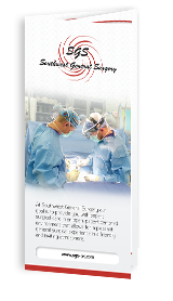 Optimized Tri-fold Brochure of Southwest General Surgery
