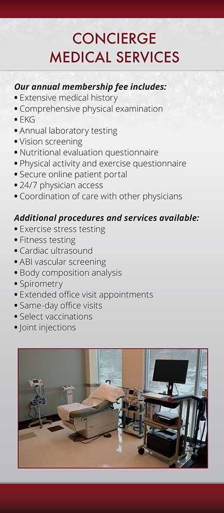 Panel 6 of Brochure of Personalized Physicians