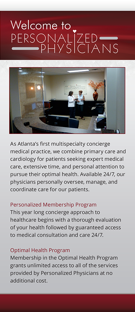 Page 2 of Brochure of Personalized Physicians